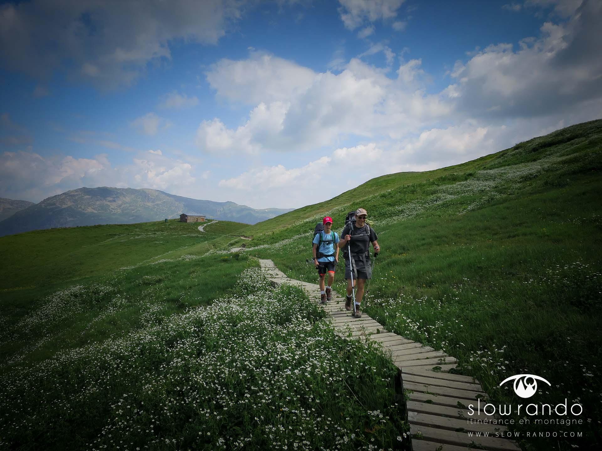 Alpage de la petite berge - Beaufortain