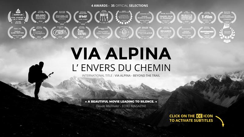 Via Alpina movie