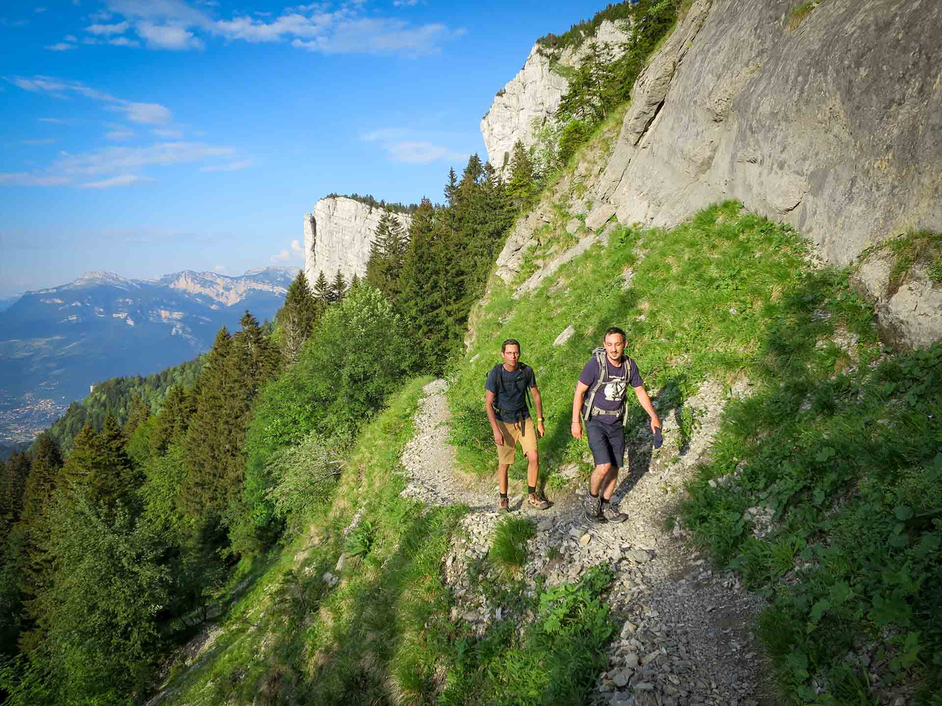 Bivouac Formation Stage Autonomie Montagne Slow Rando Vercors Sentier Balcon 2020