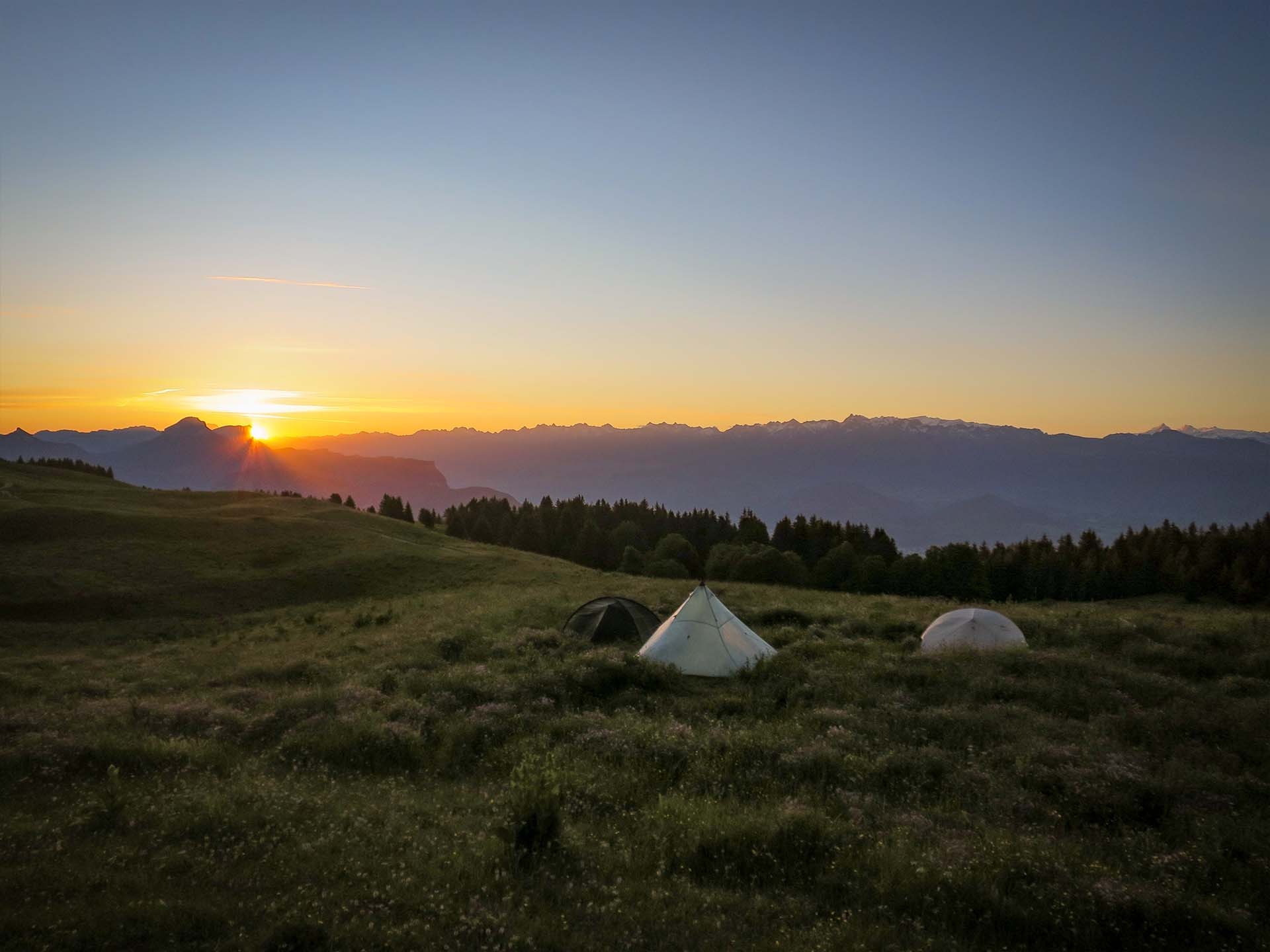 Bivouac Formation Stage Autonomie Montagne Slow Rando Vercors Soleil2020