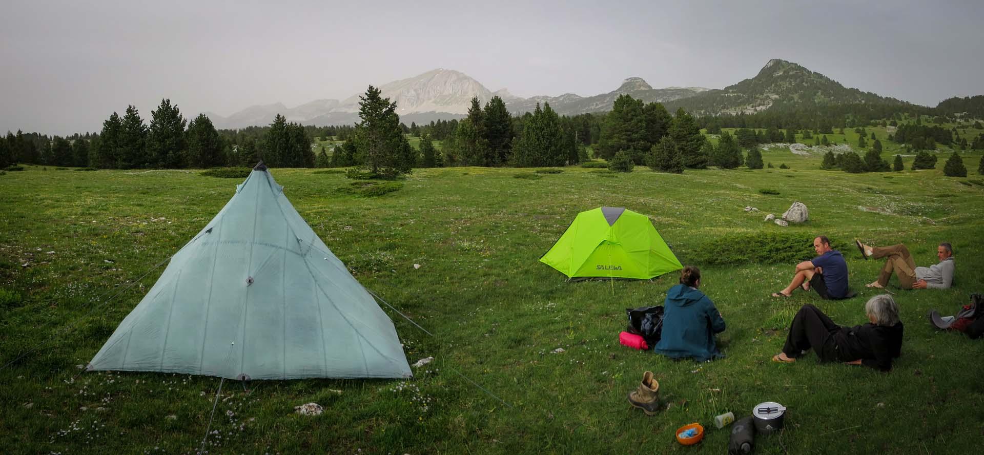 Slow Rando Reserve Hauts Plateaux Vercors Grand Veymont Pre Peyret Bivouac Repasjpg