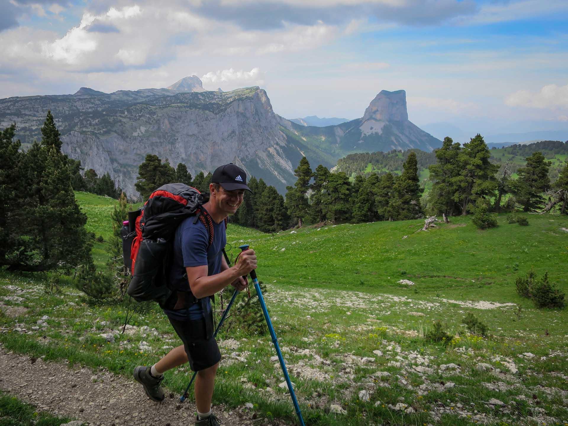 Slow Rando Reserve Hauts Plateaux Vercors Mont Aiguille Stephanejpg
